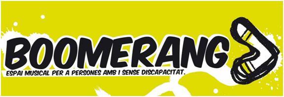 Logotip del projecte Boomerang
