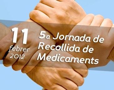 5 Jornada de Recollida de Medicaments