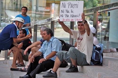 Els canvis en el PIRMI han generat diferses manifestacions i concentracions els darrers mesos