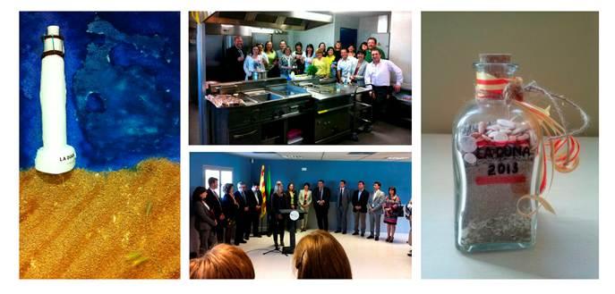 """Imatges de la inauguració del Centre Residencial """"La Duna"""". Fotos: ACSOI"""