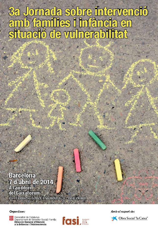 Cartell de les 3es jornades de FASI