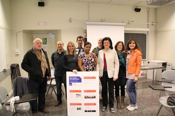 L'EFCI Dones Emprenedores es va presentar al FSCAT-Girona 2014